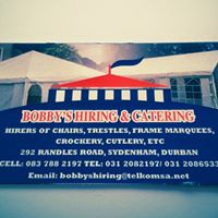 Bobby's Hiring & Catering