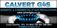 Local Business Calvert Gas in Cape Town WC