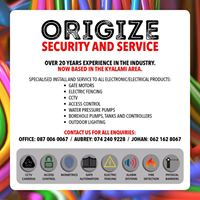 Origize Security