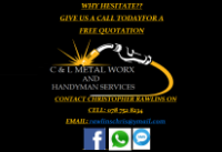 C & L Metal Worx and Handyman Services