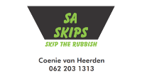 SAS Waste Management trading as SA Skips Centurion (PTY) LTD