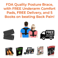 Posture Corrector By Designer Body