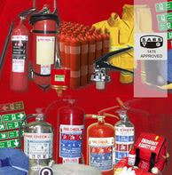 Fire Equipment and Safety