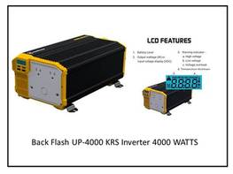 Back Flash UP-4000 KRS Inverter