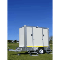 Urinal Trailer Unit - Express Toilet Hire