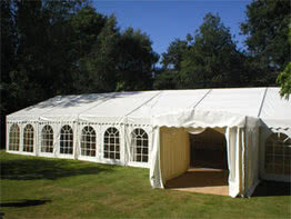Marquee Tents – Peg 'n Pole