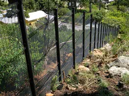 High security fences