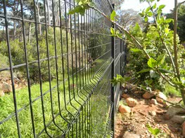 Medium security fences