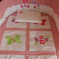 Cot Comforter sets - two pieces