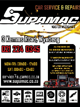 Local Business Supamac Wynberg in Cape Town WC