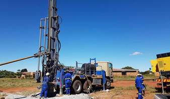Rural Water Supply Drilling Project in Pilanesberg – North West