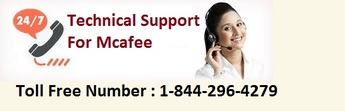 What benefits are offered by McAfee Antivirus Technical Support?