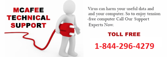 Can McAfee Total Protection Customer Support help in fixing virus issues?