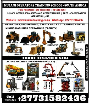 Fully Registered & Accredited training school